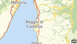 Reggio Calabria und Umgebung