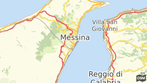 Messina und Umgebung