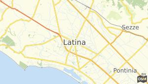 Latina und Umgebung