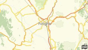 Foligno und Umgebung