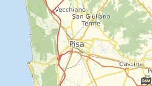 Pisa und Umgebung