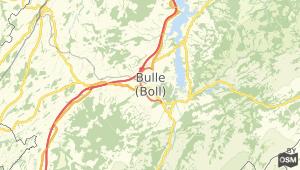 Bulle und Umgebung