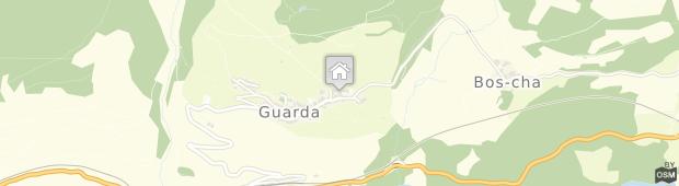 Umland des Hotel Piz Buin Guarda(Switzerland)