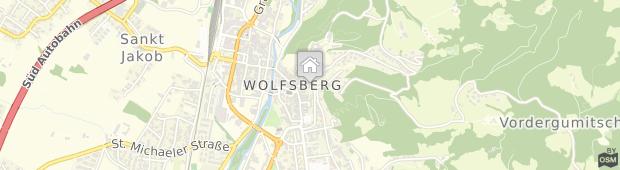 Umland des Hotel zum Landrichter Wolfsberg