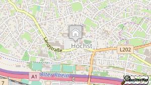 Hotel Landgasthof Die Linde Höchst und Umgebung