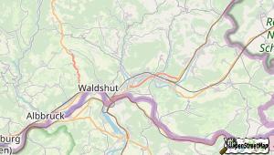 Waldshut-Tiengen und Umgebung