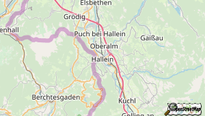 Hallein und Umgebung