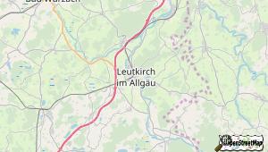 Leutkirch im Allgäu und Umgebung