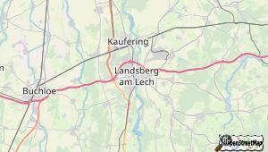 Landsberg am Lech und Umgebung
