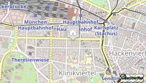 Germania Hotel München und Umgebung