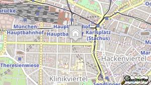 Hotel Präsident München und Umgebung