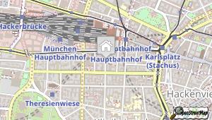 Maritim Hotel München und Umgebung