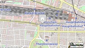 Hotel Jedermann München und Umgebung