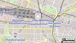 Hotel Europäischer Hof München und Umgebung