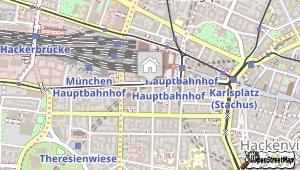 Le Méridien München und Umgebung
