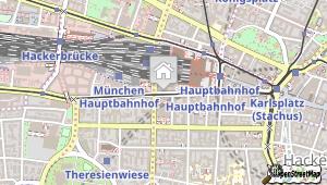 Sofitel Munich Bayerpost und Umgebung