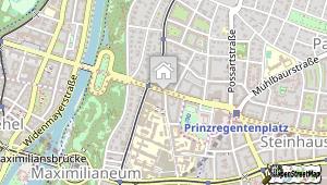 Palace Hotel München und Umgebung