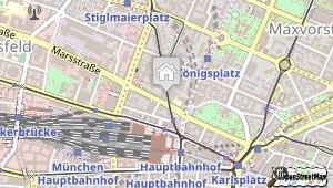 King's Hotel First Class München und Umgebung