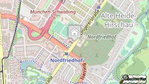 ibis Hotel München City Nord und Umgebung
