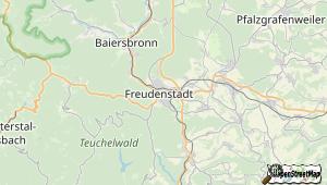 Freudenstadt und Umgebung