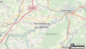 Rottenburg am Neckar und Umgebung