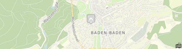 Umland des Maison Messmer Baden-Baden