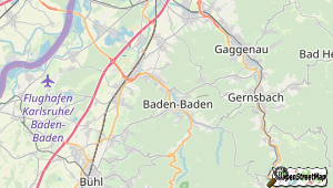 Baden-Baden und Umgebung