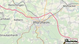 Pforzheim und Umgebung