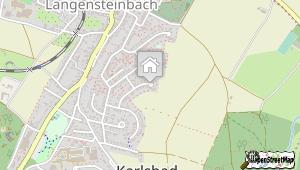 Gästehaus Pension Denninger Karlsbad und Umgebung