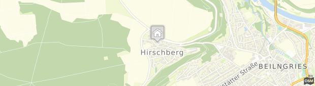 Umland des Gasthof Zum Hirschen Beilngries