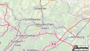 Neunkirchen und Umgebung