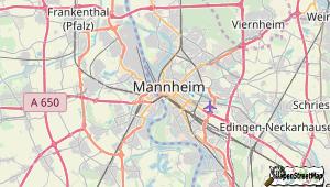 Mannheim und Umgebung