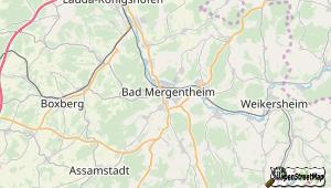 Bad Mergentheim und Umgebung