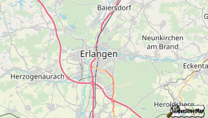 Erlangen und Umgebung