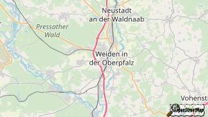 Weiden in der Oberpfalz und Umgebung