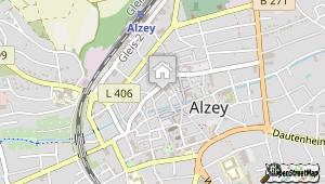 Weinhotel Kaisergarten Alzey und Umgebung