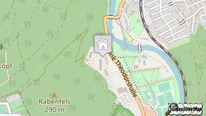 Hotel Engel im Salinental und Umgebung