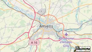 Amiens und Umgebung