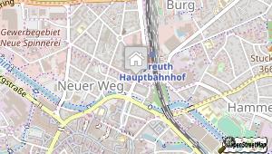Hotel Goldener Hirsch und Umgebung