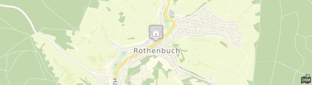 Umland des Schlosshotel Rothenbuch