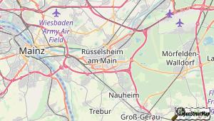 Rüsselsheim und Umgebung