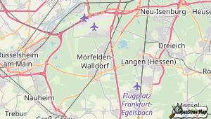 Mörfelden-Walldorf und Umgebung