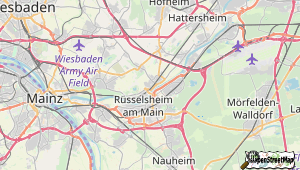 Flörsheim am Main und Umgebung