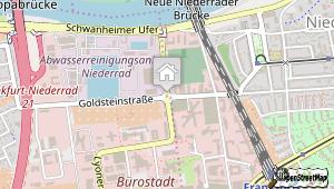 NH Hotel Frankfurt Niederrad und Umgebung