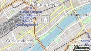 InterContinental Frankfurt und Umgebung