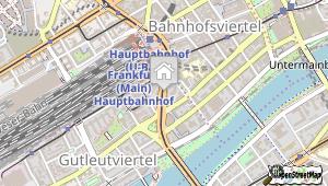 Hotel National Frankfurt und Umgebung