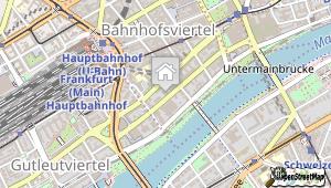 Scandic Frankfurt Museumsufer und Umgebung