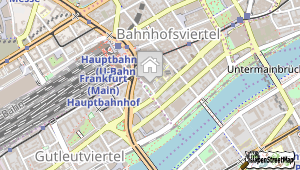 Le Meridien Parkhotel Frankfurt am Main und Umgebung