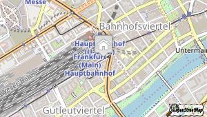 Hotel Excelsior Frankfurt am Main und Umgebung