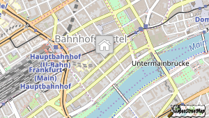 Holiday Inn Express Frankfurt City Hauptbahnhof und Umgebung